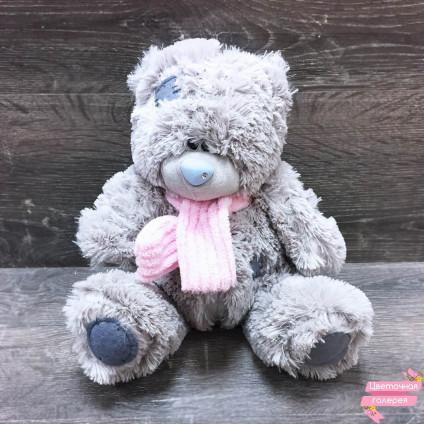 Мишка Teddy с шарфиком