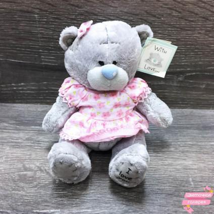 Мишка Teddy в платье