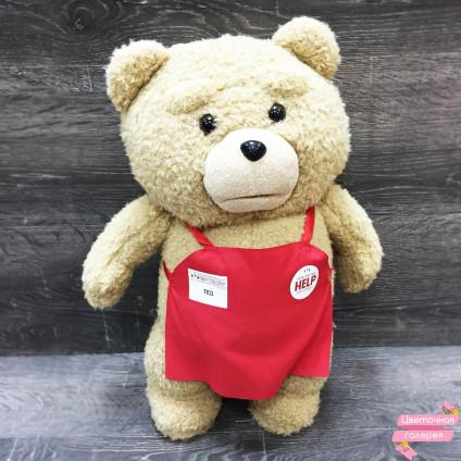 TED «Третий лишний» в фартуке