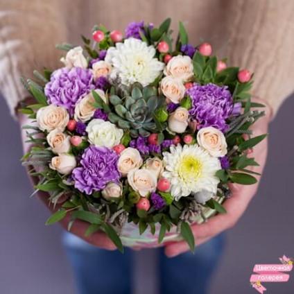Цветочная коробка «Асима»