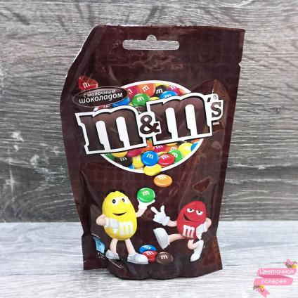 Конфеты M&M's с шоколадом